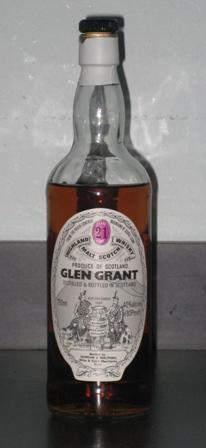 GLEN GRANT yo
