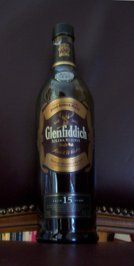GLENFIDDICH Solera Reserve