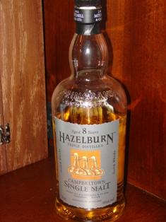 SPRINGBANK Hazelburn