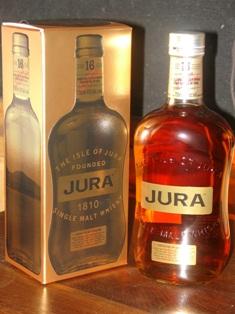 ISLE OF JURA yo